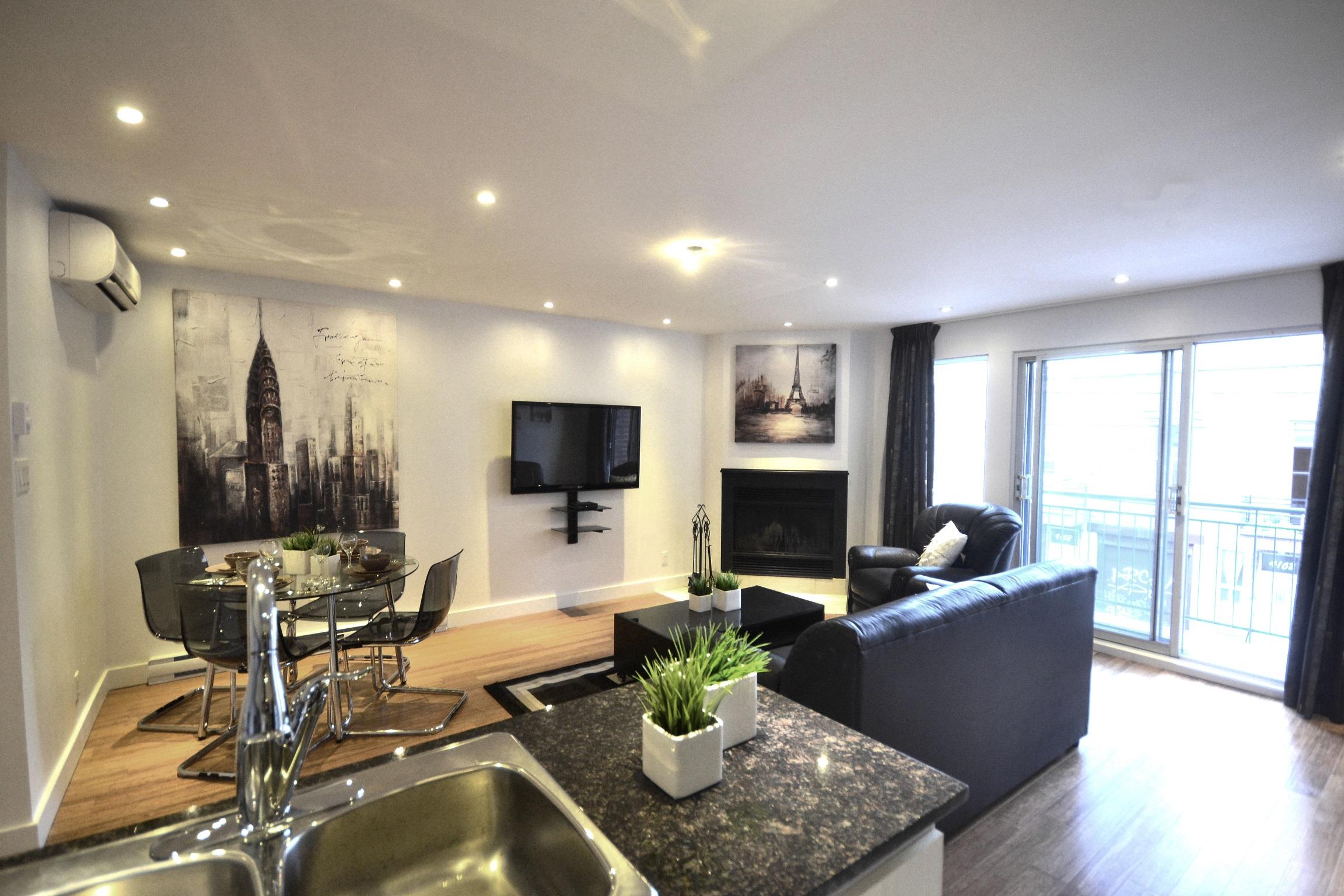 Plateau Mont Royal Apartments For Rent