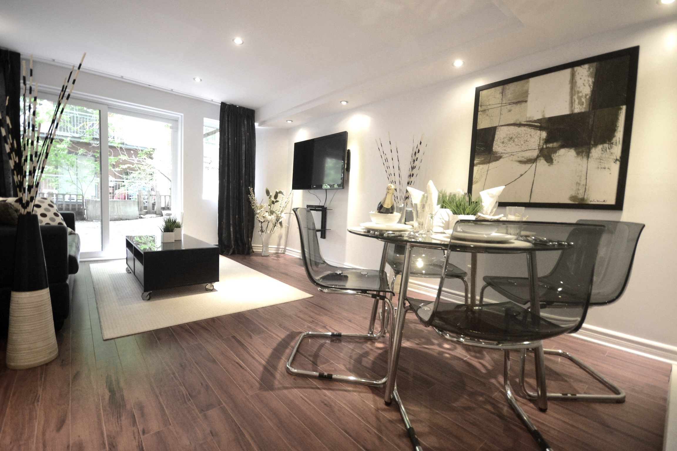 L 39 oasis for Meubles zen montreal